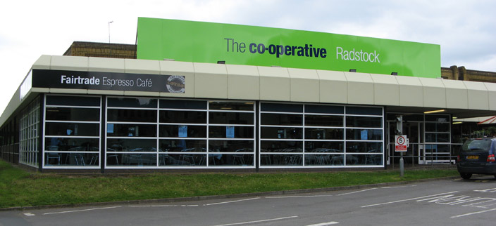 Co-Operative Store Front