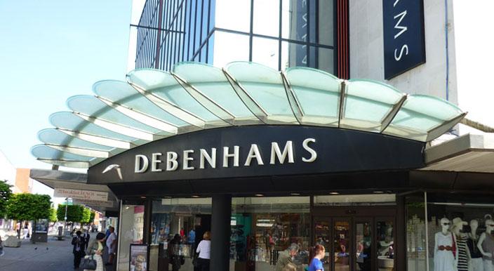 Debenhams Stores