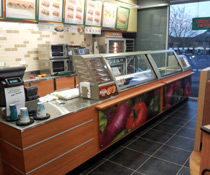 Service Counter Design